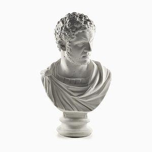 Buste de Caracalla en Plâtre