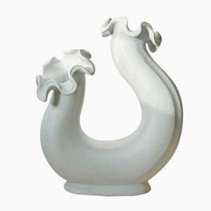 Våga Vase by Wilhelm Kage 1950s.