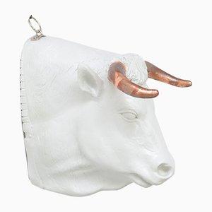 White Bullsit by Hans Weyers, 2019