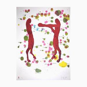 Giuseppe Gallo - Boxers - Lithograph - 2008