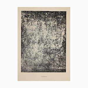 Jean Dubuffet - Illumination - Lithograph - 1959