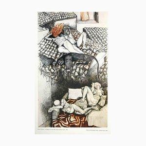 Renato Guttuso - Allegories Poser - 1981