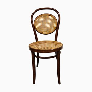 Antique Bentwood Dining Chair / Bistro Chair, 1950s