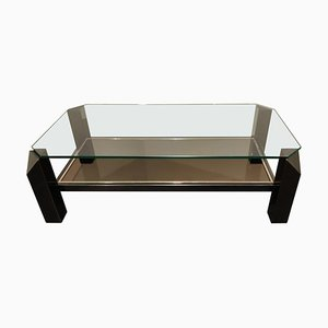 Vintage Coffee Table from Belgochrom, 1970s