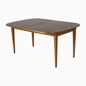 Mahogany Dining Table by Josef Frank