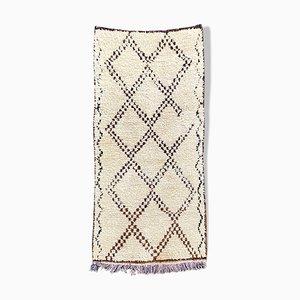 Berber Beni Ouarain Carpet, 1980s