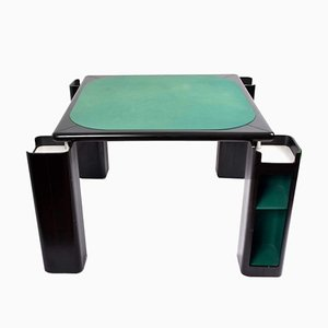 Italian Game Table by Pierluigi Molinari for Pozzi, 1970s