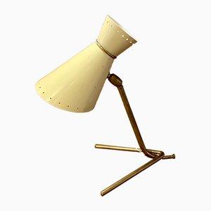 Lámpara de mesa estilo Stilnovo, años 60