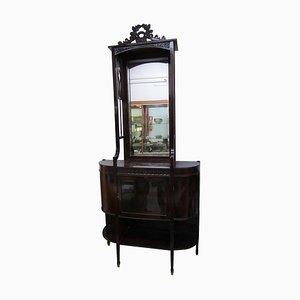 Crédence avec Miroir de Liberty, Début 1900s
