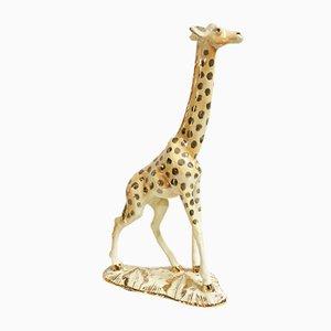Italienische Vintage Art Deco Giraffe, 1930er