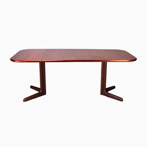 Danish Rosewood Dining Table by Niels Otto Møller for Gudme Møbelfabrik, 1970s