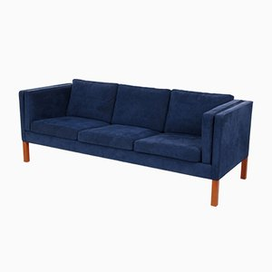 2333 3-Sitzer Sofa von Børge Mogensen für Fredericia, 1980er
