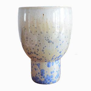 Vaso in ceramica di Wendelin Stahl, Germania, anni '70
