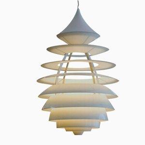 Deckenlampe von Poul Henningsen & Kurt Norregaard für Louis Poulsen, 1990er