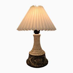 Lampe de Bureau en Céramique de Bartholdy, Danemark, 1970s