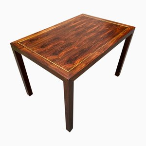 Mid-Century Rosewood Coffee Table by unknown