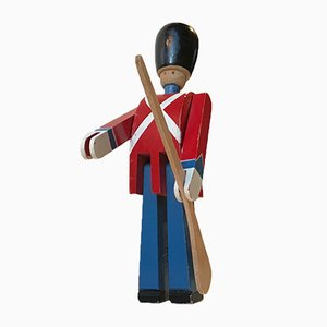 Vintage Kings Guardsman Figurine by Kay Bojesen, 1970s