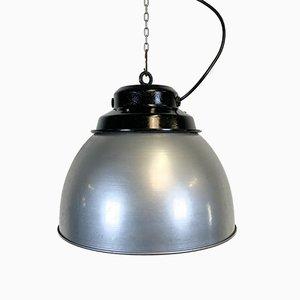Industrielle Deckenlampe, 1970er