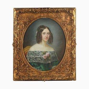 Henrietta Virginia, Dautel, 1848, Pastel