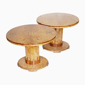 Centre Tables, Set of 2