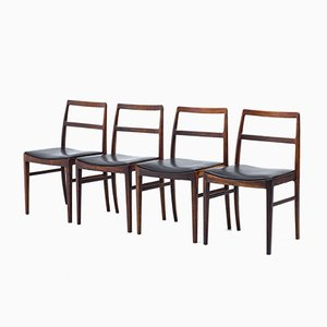 430 Dining Chairs by Arne Vodder, Set of 4
