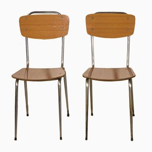 Chairs, 1960s, Set of 2