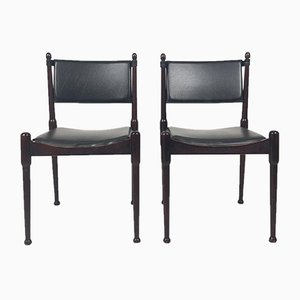 Chairs in Silvio Coppola Style, 1960s, Set of 2
