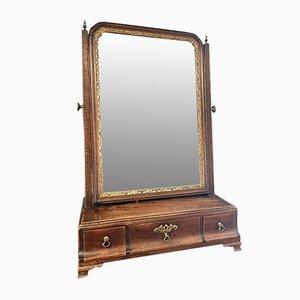 George I Style Mahogany Mirror, 1720