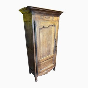 Antique Louis XV Fruitwood Cupboard, 1750s