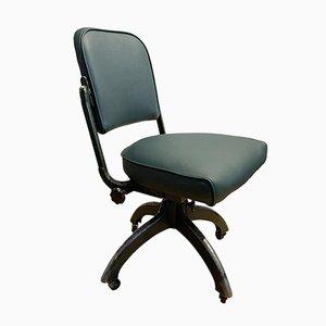 Machinist Tan Factory Chair, 1930s
