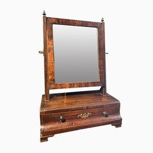 Specchio Giorgio II in mogano, 1740