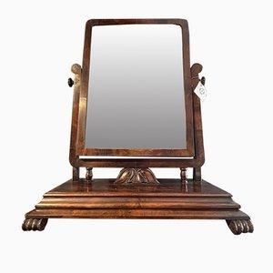 Specchio grande in mogano, Francia