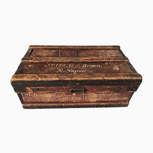 Military Trunk, 1850