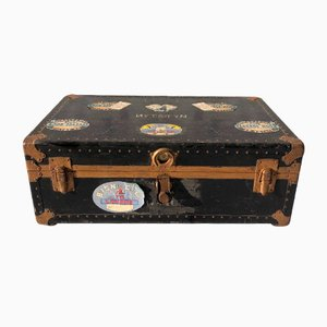 Military Steamer Trunk, 1895
