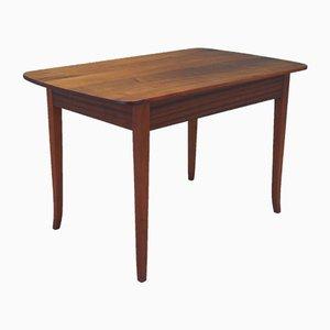 Danish Mahogany Dining Table, 1970s