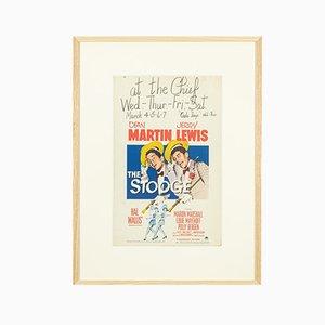 Window Card The Stooge von Dean Martin & Jerry Lewis