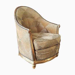 Chaise Art Déco Style de Paul Follot, Sue et Mare, France, 1920s