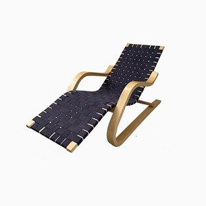 Chaise Longue Modèle 39 Vintage par Alvar Aalto pour Artek, 1997