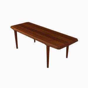 Tavolino da caffè di John Bone per A / S Mikael Laursen, anni '60