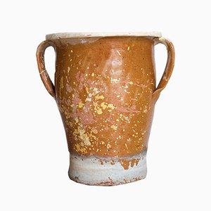 Antique Ceramic Vase Pitale, Italy