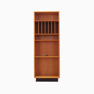 Danish Ash Bookcase from Hundevad & Co., 1970s