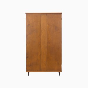 Danish Walnut Wardrobe, 1960s