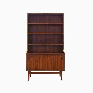 Danish Rosewood Shelf by Johannes Sorth, 1960s