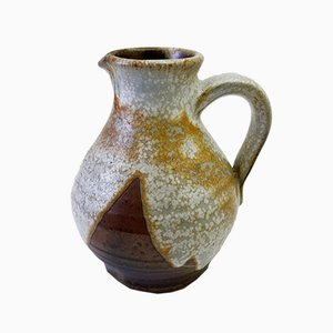 Vintage Ceramic Pitcher by Daniel de Montmollin for Céramique de Taizé