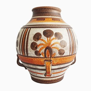 Italienische Keramikvase von Italica ARS, 1960er