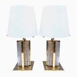 Murano Glass Table Lamp, 1970s