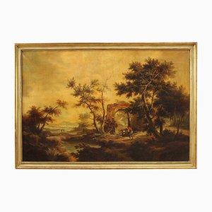 Große Landschaftsmalerei, 20. Jahrhundert
