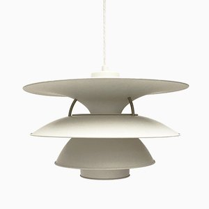 Lampe à Suspension PH 5-4 1/2 Charlottenborg Mid-Century par Poul Henningsen pour Louis Poulsen, Danemark