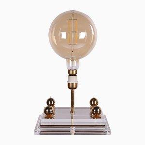 Lampe de Bureau Hollywood Regency, 1970s