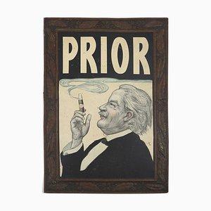 Insegna pubblicitaria Prior, 1924